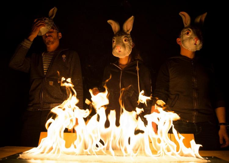 Fracasse ou La Révolte des enfants des Vermiraux à Rodez