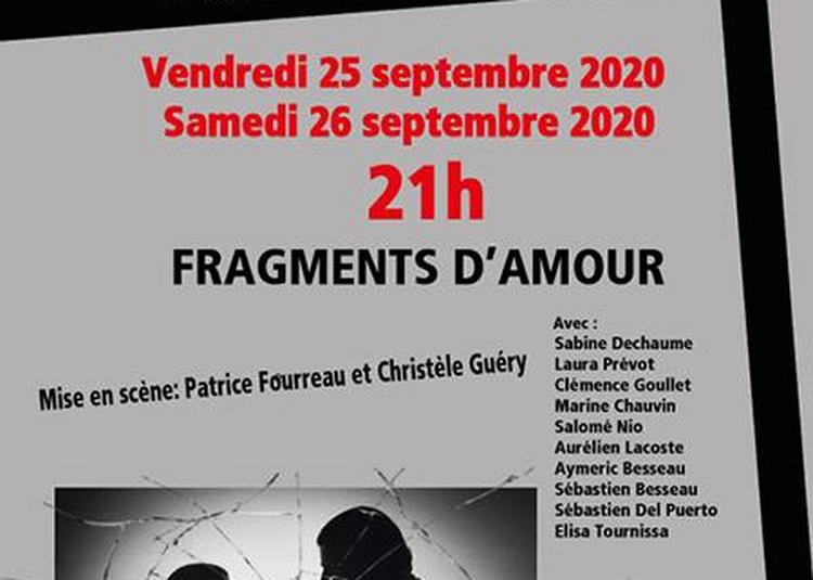 FRAGMENTS D'AMOUR à Nantes