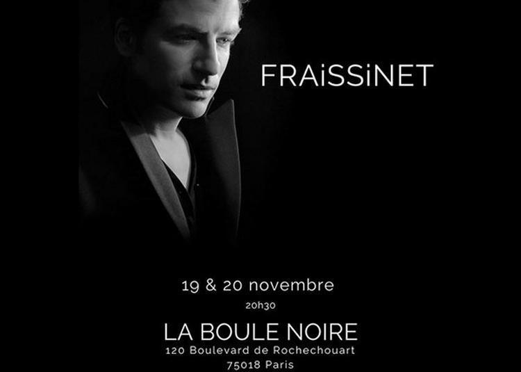 Fraissinet à Paris 18ème