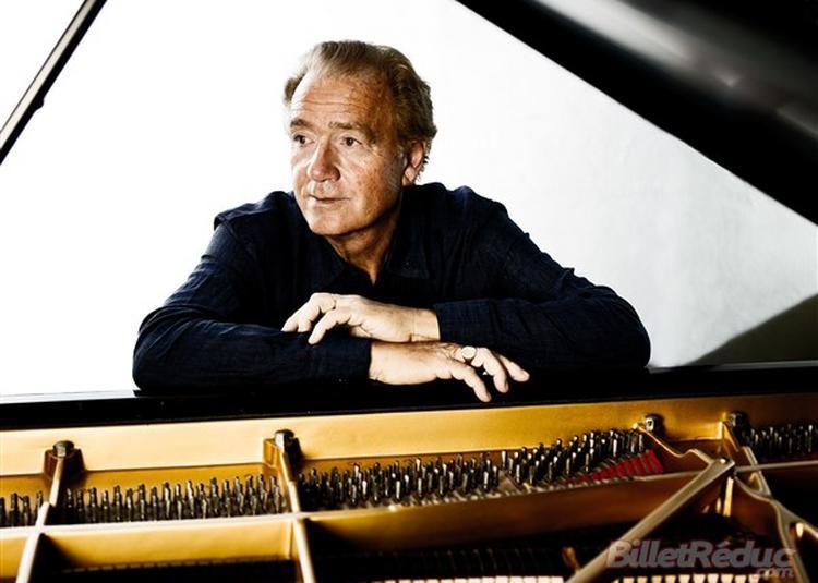 François-Joël Thiollier, Récital De Piano à Paris 8ème