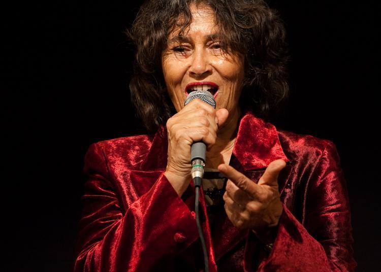 Françoise Miran chante Ces dames de cabaret à Nice
