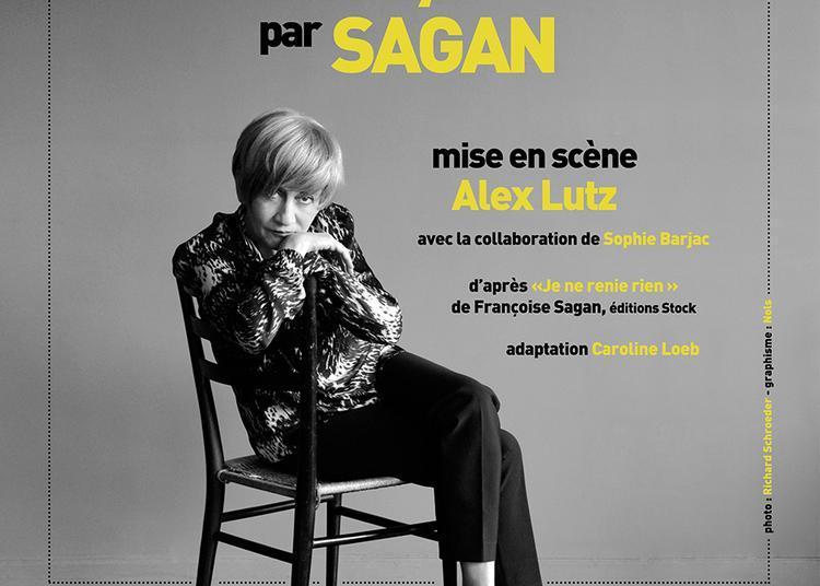 Françoise Par Sagan à Lyon