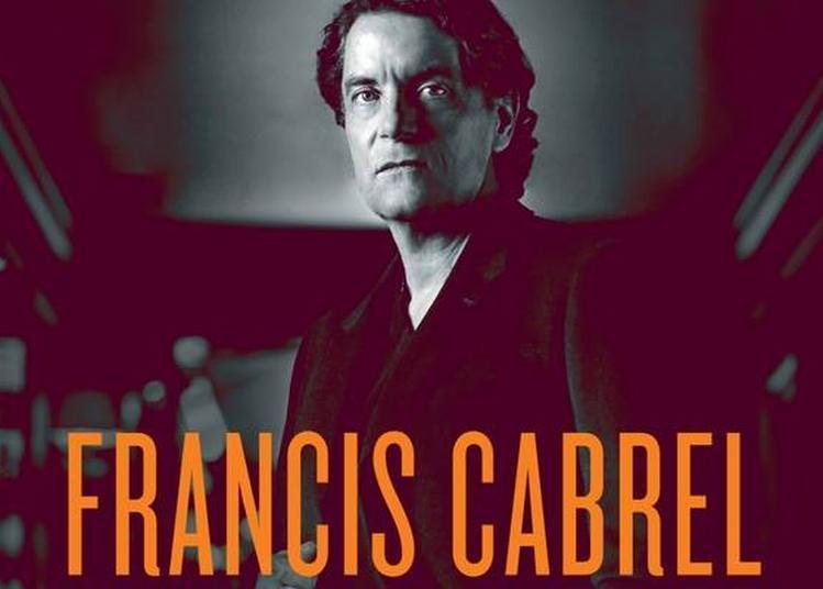 Francis Cabrel à Lille