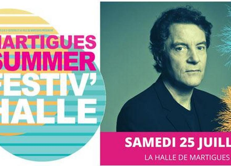 Francis Cabrel + 1ere Partie à Martigues