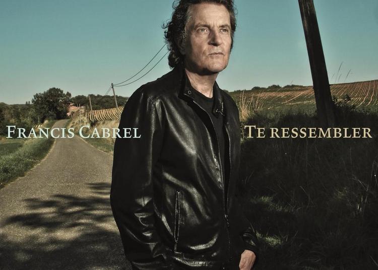 Francis Cabrel à Saint Vulbas