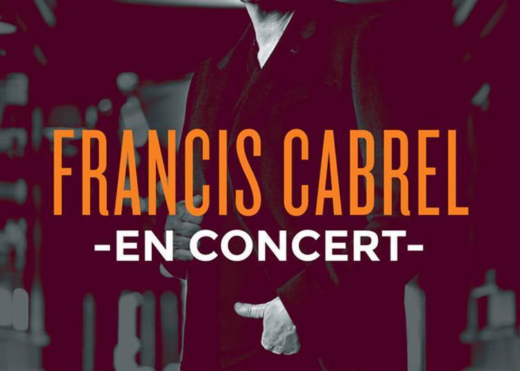 Francis Cabrel à Aix les Bains