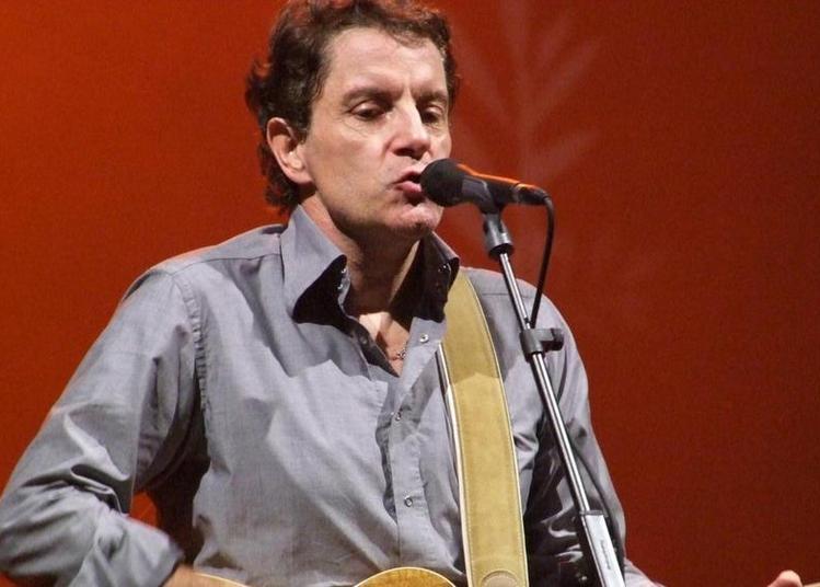 Francis Cabrel à Paris 9ème