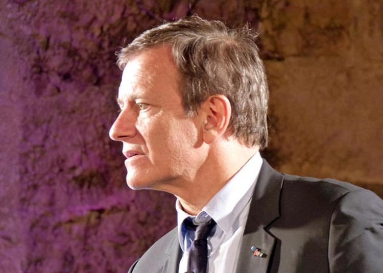 Francis Huster à Saint Cyr sur Loire