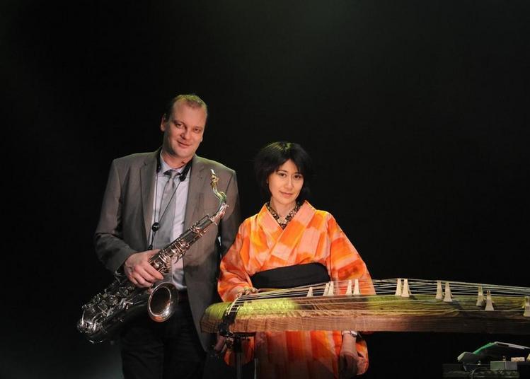 Franck Wolf & Mieko Miyazaki à La Chapelle Villars