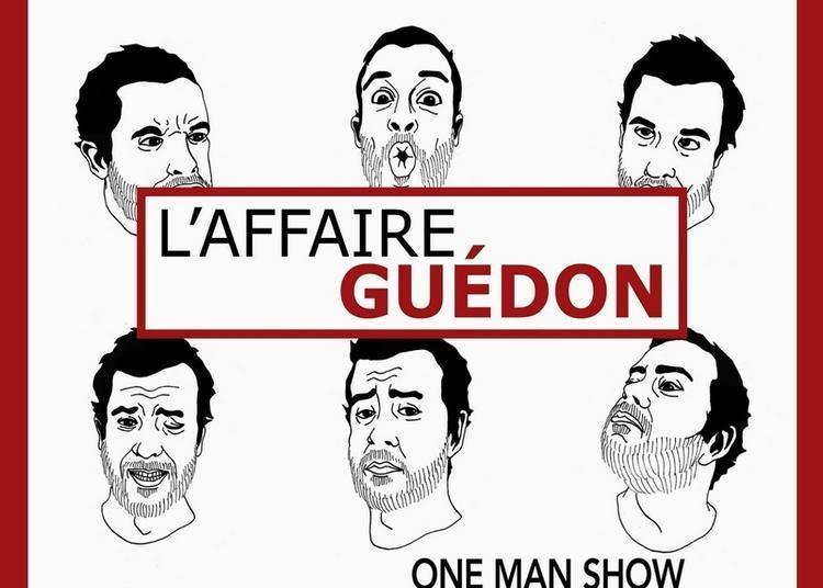 Francois Guedon Dans L'affaire Guedon à Paris 9ème