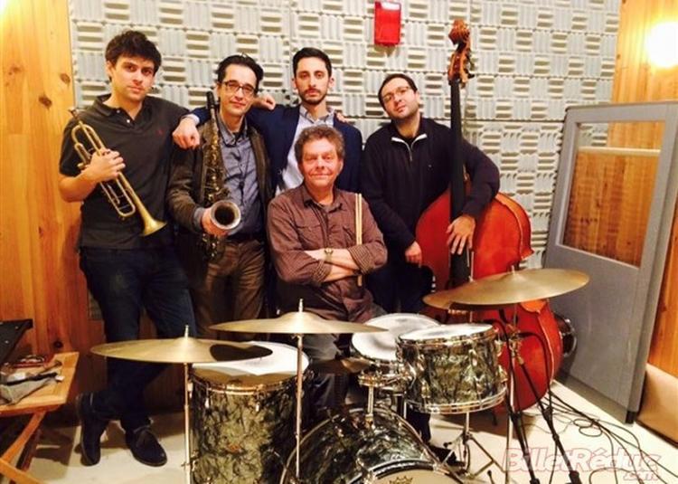 François Laudet Quintet : Krupa Project à Le Blanc Mesnil