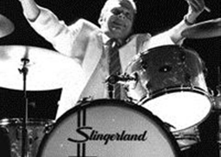 François Laudet Swing Band à Paris 5ème