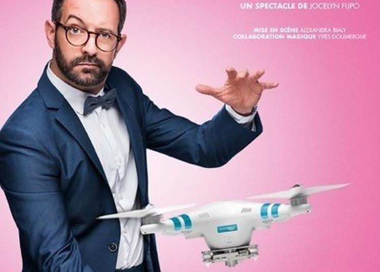 Francois Martinez - Menteur ? Le One Man Show Magique à Paris 10ème