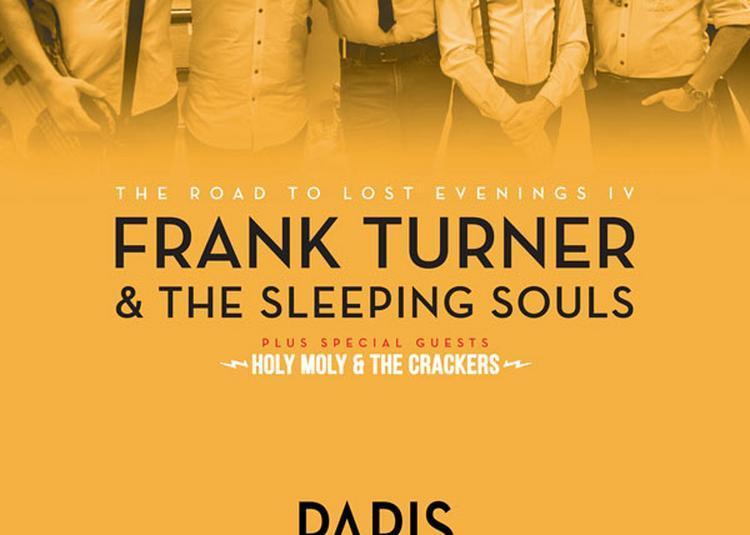 Frank Turner & The Sleeping Souls à Paris 20ème