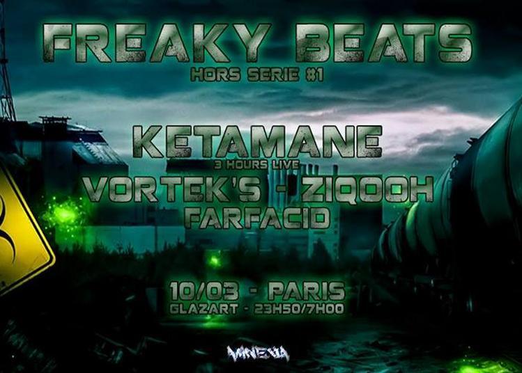 Freaky Beats Hors Série #1 à Paris 19ème