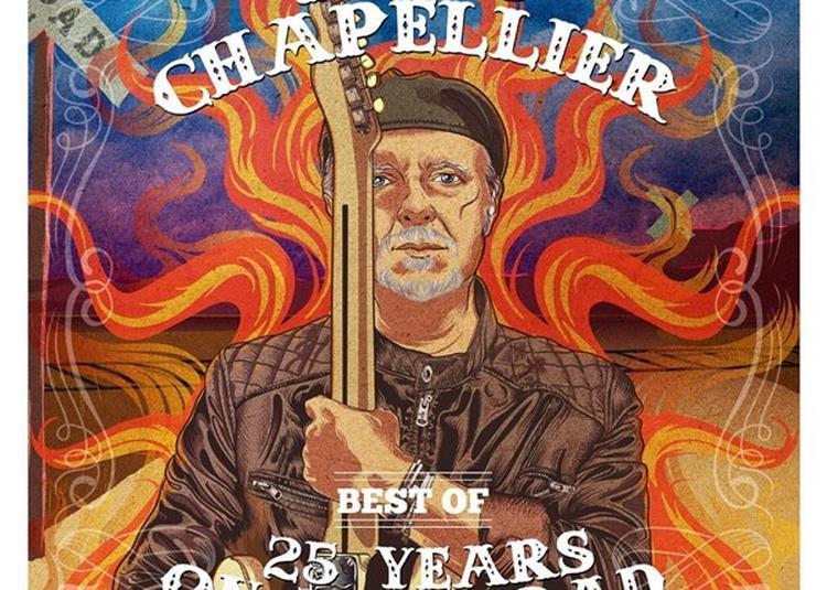 Fred Chapellier à Colmar