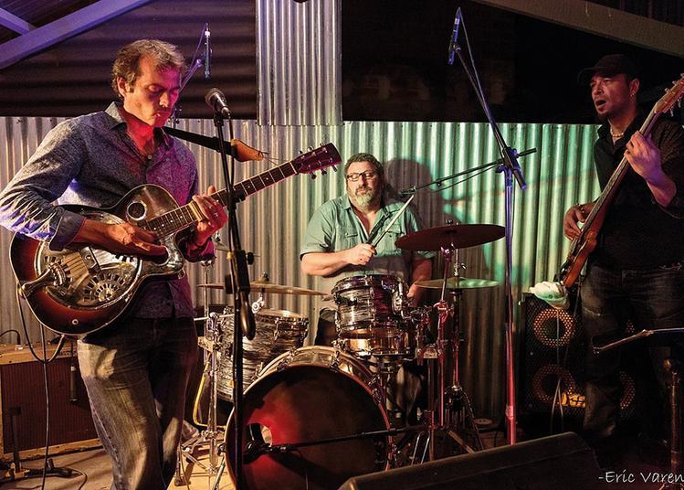 Fred Cruveiller Blues Band à La Rochelle