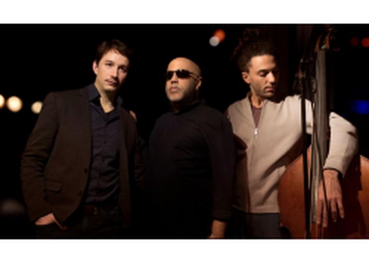 Fred Nardin Trio Featuring Leon Parker & Or Bareket à Paris 1er