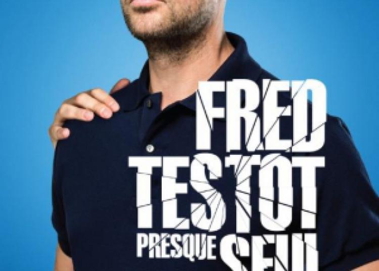 Fred Testot à Marseille