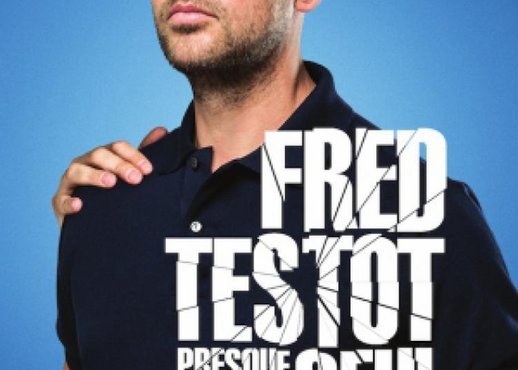 Fred Testot à Ludres