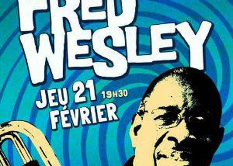 FRED WESLEY  & The New JB'S à Montpellier