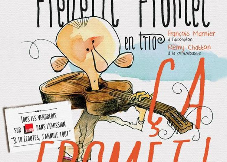 Frederic Fromet + David Lafore à Vauvert