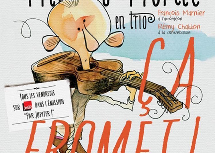 Frederic Fromet - En Trio à Pontarlier