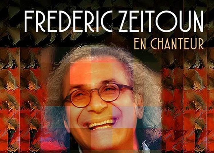 Frédéric Zeitoun à Paris 10ème