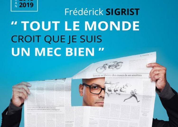 Frederick Sigrist à Binic