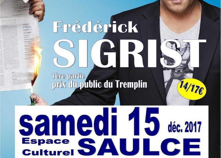 Frédérick Sigrist refait l'actu ! à Livron sur Drome