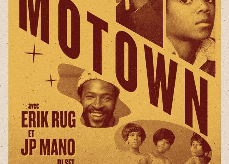Free Your Funk : La Nuit Motown à Paris 20ème