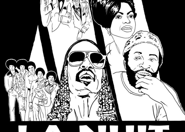 Free Your Funk : La Nuit Motown à Paris 20ème