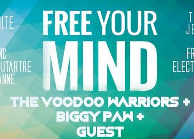 Free your mind : The Voodoo Warriors et Biggy Paw à Villeurbanne