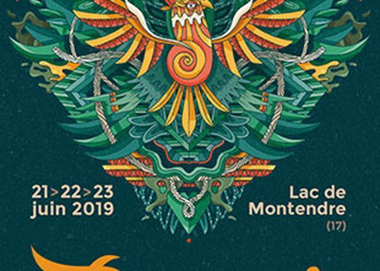 Freemusic 2019 - Pass 2 Jours (Sam-Dim) à Montendre