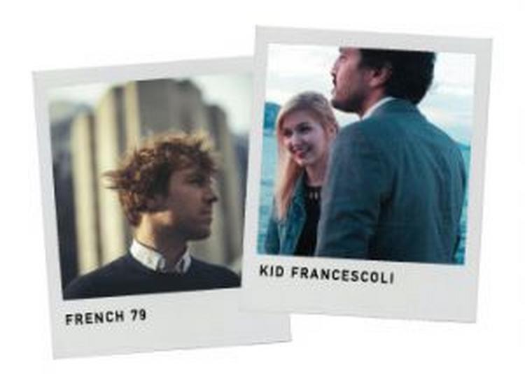 French 79 + Kid Francescoli à Marseille