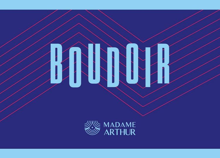 French Collection - Boudoir à Paris 18ème