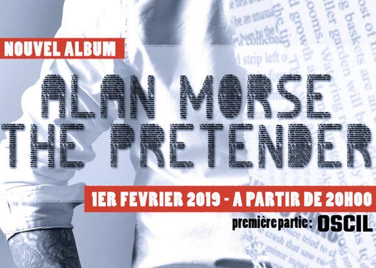 Frent (release) + 1ere Partie Oscil à Paris 13ème