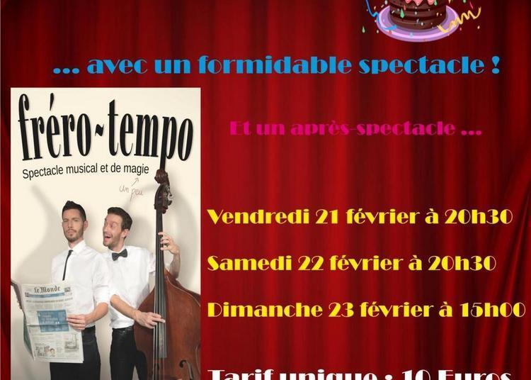 Frero  tempo  pour  le 5 ème  anniversaire des BRANKIGNOLS à Saint Etienne