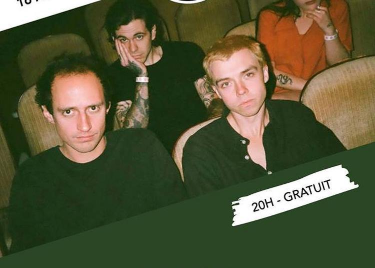 Frigs - Post-Punk, Canada à Paris 12ème