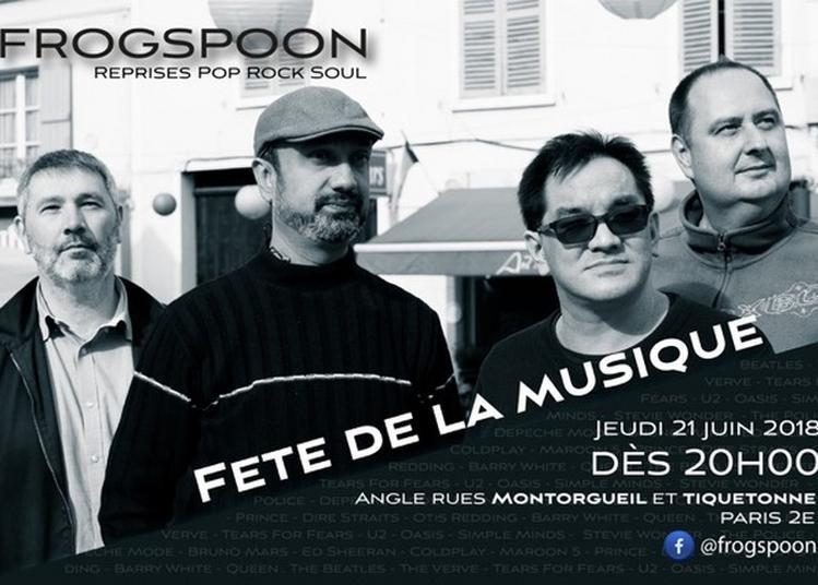 Frogspoon à Paris 1er