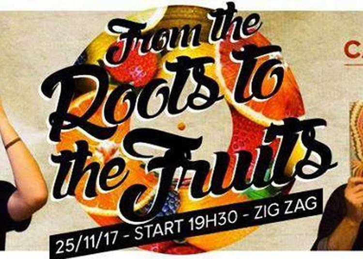 From the roots to the fruits // Funk/Hip-hop - striktly vinyl à Bordeaux