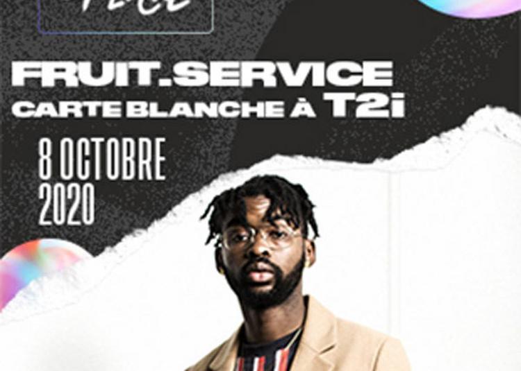 Fruit.service - Carte Blanche A T2i à Paris 1er