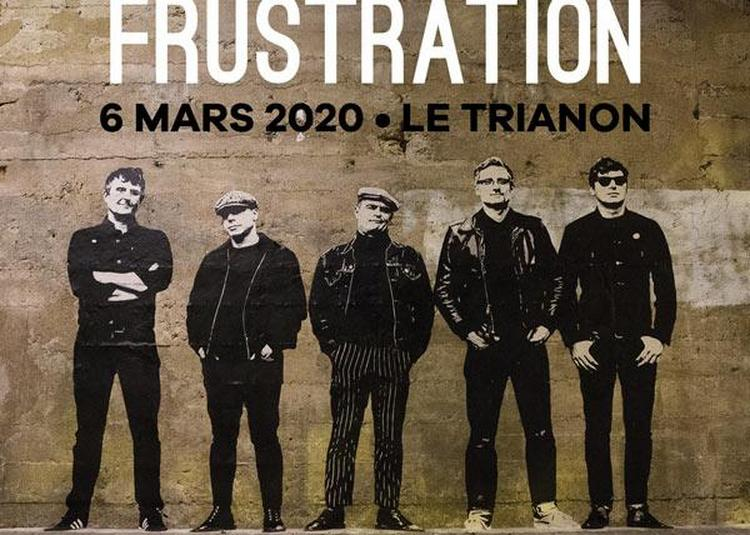 Frustration Au Trianon ! à Paris 18ème