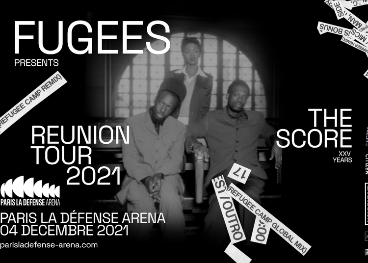 Fugees - Reunion Tour 2021 à Nanterre