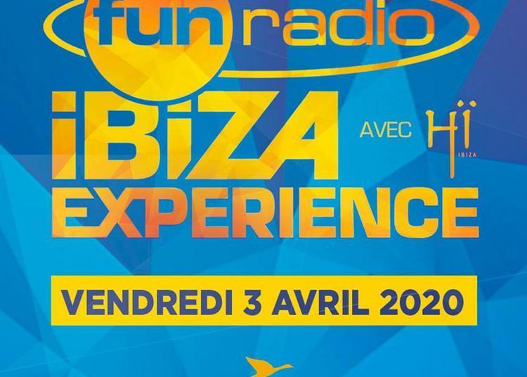 Fun Radio Ibiza Experience - Date initialement prévue en avril à Paris 12ème