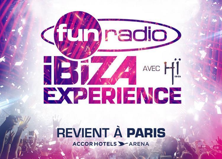 Fun Radio Ibiza Experience à Paris 12ème