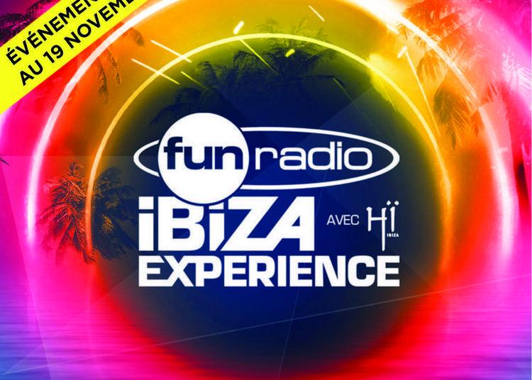Fun Radio Ibiza Experience - Report à Paris 12ème