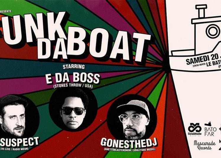 Funk Da Boat à Paris 13ème
