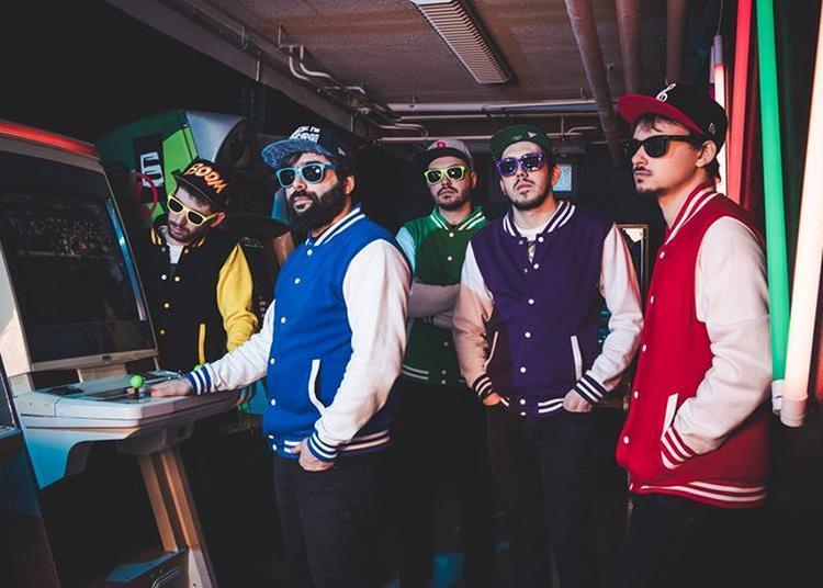 Funky Friday : Dudes of Groove Society + Dj Domisoul à Paris 11ème