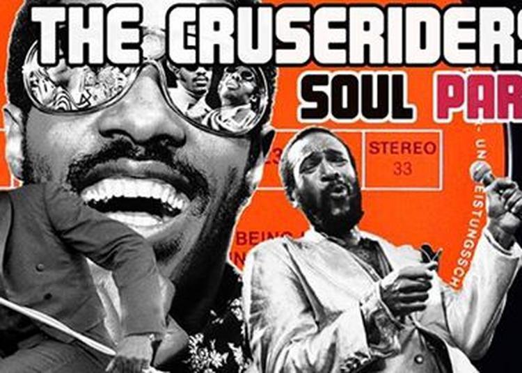 Funky friday : The Cruseriders + Paradiso ! à Paris 11ème